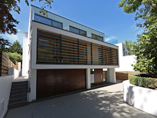 Greystones Tye Architects Modern houses