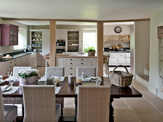 Ansty Manor BLA Architects Country style kitchen
