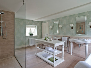 Ansty Manor BLA Architects Country style bathroom