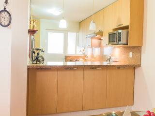 Clásica y actual Mikkael Kreis Architects Cocinas modernas