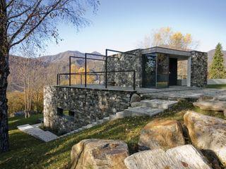 PRR Architetti - Stefano Rigoni Sara Pivetta Stefania Restelli Casas modernas