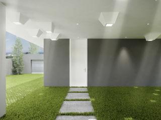 EVA   evolutionary architecture Casas de estilo minimalista