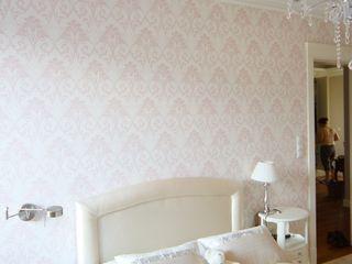 livinghome wnętrza Katarzyna Sybilska Спальня в классическом стиле