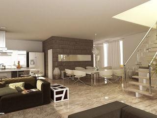 arquitecto9.com Sala da pranzo in stile classico
