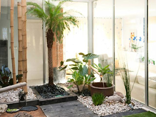 David Jiménez. Arquitectura y paisaje Jardin asiatique