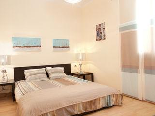 Piso en Las Ramblas Amplix Group Dormitorios de estilo moderno