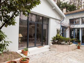 Lise Compain Modern houses