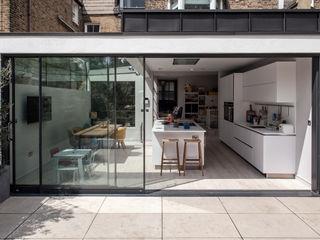 Friern Road, London Red Squirrel Architects Ltd Dapur Modern