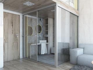 BAGUA Pracownia Architektury Wnętrz Ванна кімната