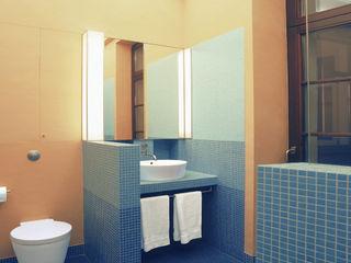 hansen innenarchitektur materialberatung Ванная комната в стиле модерн