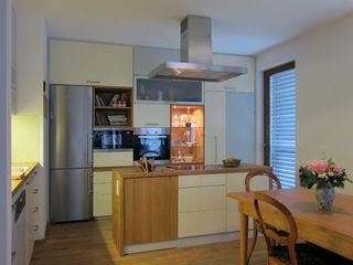 hansen innenarchitektur materialberatung Кухня в стиле модерн