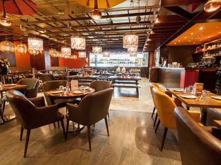 Little Bangkok, Urban Thai Cuisine, Dubaï Dominique Herbillon & Edouard Augustin Asian style gastronomy