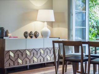 Ana Rita Soares- Design de Interiores Salas de estilo ecléctico