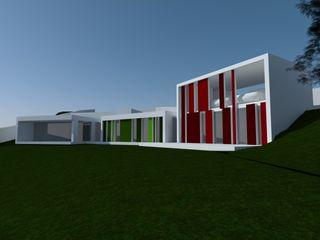 arquitectura SEN MÁIS Minimalist houses