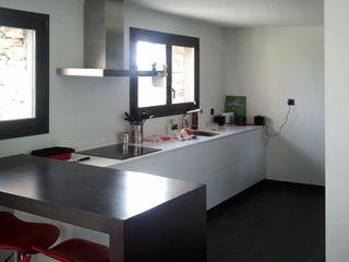 arquitectura SEN MÁIS Cucina eclettica