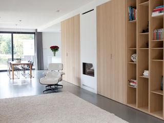 Archstudio Architecten | Villa's en interieur Вітальня