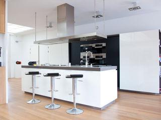 Archstudio Architecten | Villa's en interieur Кухня