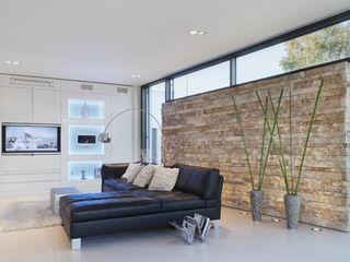 Skandella Architektur Innenarchitektur Salon minimaliste
