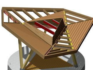 Florian Eckardt - architectinamsterdam Exhibition centres