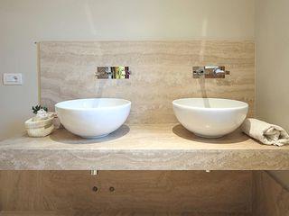 Fersini Marco - Pavimenti e Rivestimenti interni ed esterni Salle de bain minimaliste