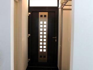 Karl Kaffenberger Architektur   Einrichtung 現代風玄關、走廊與階梯