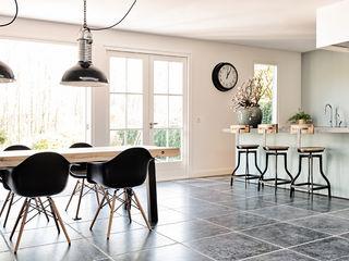 Jolanda Knook interieurvormgeving Industrial style kitchen