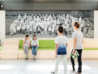 Jolanda Knook interieurvormgeving Schools