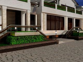 Студия дизайна Натали Хованской Eclectic style houses