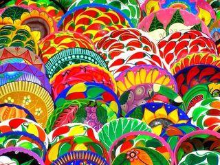 Mexico Lindo y Querido!! :D Ingrid_Homify HogarAccesorios y decoración