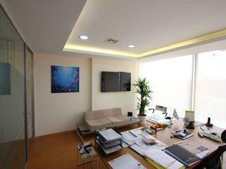 TARKAN OKTAY MİMARLIK Edificios de oficinas