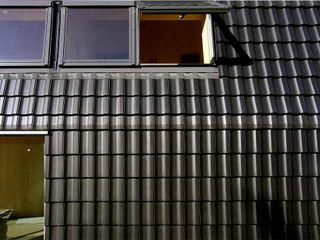 Fürst & Niedermaier, Architekten Puertas y ventanas eclécticas