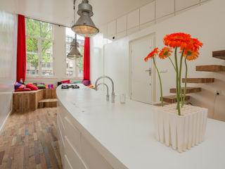 CUBE architecten Cuisine moderne