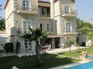 Tuncer Sezgin İç Mimarlık Mediterranean style hotels