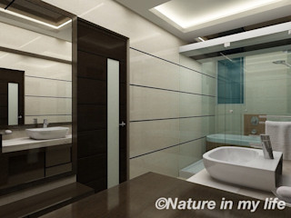 home interiors and furniture Nature in My Life BathroomDecoration