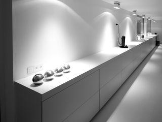aHa-architecten gcv Dining roomDressers & sideboards