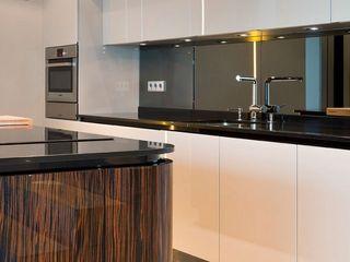 Cocina de lujo Disak Studio Cocinas de estilo moderno