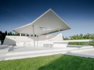 KARL+ZILLER Architektur Jardins modernos