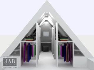 House of JAB by Verstappen Interiors Modern Dressing Room