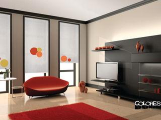 LA VENTANA DE COLORES Living room