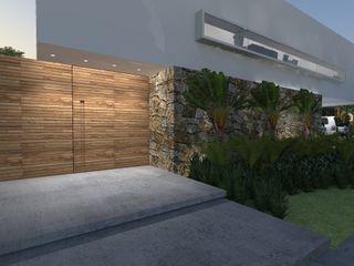 ZAAV Arquitetura Jardin minimaliste
