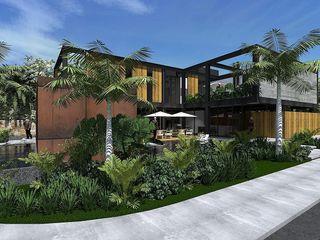 ZAAV Arquitetura Maisons modernes