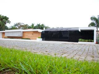 ZAAV Arquitetura Maisons minimalistes