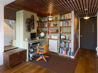 Fitted Furniture Martin Greshoff Furniture WohnzimmerRegale