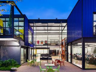 Agência Rock Comunicação MM18 Arquitetura Lojas & Imóveis comerciais modernos