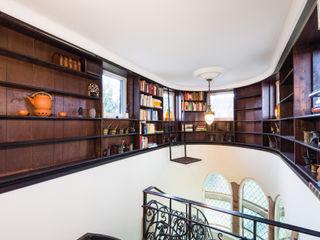 Karl Kaffenberger Architektur   Einrichtung 經典風格的走廊,走廊和樓梯