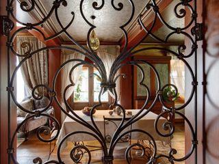 Дом на берегу Хандсвел Столовая комнатаАксессуары и декор