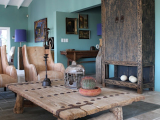 Alex Janmaat Interieurs & Kunst Country style living room