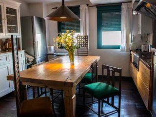 Cocina Sostenible/ Sustainable Kitchen thesustainableproject Paisajismo de interiores