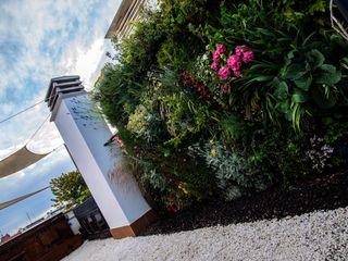 Terraza Mediterranea Sostenible thesustainableproject Balcones y terrazas de estilo mediterráneo