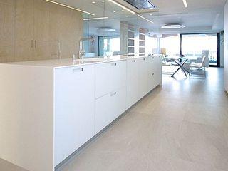 Chiralt Arquitectos Kitchen